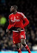 5th November 2017, Goodison Park, Liverpool, England; EPL Premier League Football, Everton versus Watford; Abdoulaye Doucoure of Watford looks on