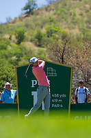 Jason Scrivener (AUS) during the 2nd round at the Nedbank Golf Challenge hosted by Gary Player,  Gary Player country Club, Sun City, Rustenburg, South Africa. 15/11/2019 <br /> Picture: Golffile | Tyrone Winfield<br /> <br /> <br /> All photo usage must carry mandatory copyright credit (© Golffile | Tyrone Winfield)
