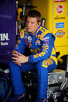 Nov. 13, 2009; Avondale, AZ, USA; NASCAR Sprint Cup Series driver Jamie McMurray during practice for the Checker O'Reilly Auto Parts 500 at Phoenix International Raceway. Mandatory Credit: Mark J. Rebilas-