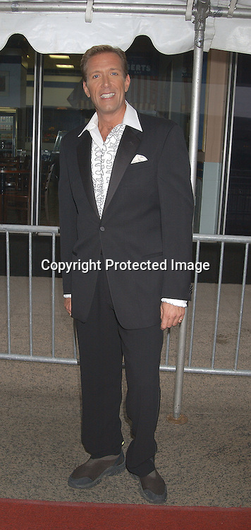 Walt Willey                                       ..arriving at the Emmy Awards dinner at the Sheraton in ..New York City on May 16,2003 ...Photo by Robin Platzer, Twin Images