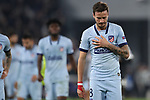 Saul Niguez of Atletico Madrid looks dejected after the UEFA Champions League match at Juventus Stadium, Turin. Picture date: 26th November 2019. Picture credit should read: Jonathan Moscrop/Sportimage