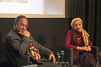 Claudia Jones Memorial Lecture, Oct 31st 2016<br /> Chaired by Mark Wadsworth, BMC NUJ, Guest speaker Fatima Manji, - Reporter Channel 4 News