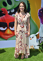 "LOS ANGELES, USA. August 10, 2019: Marla Sokoloff at the premiere of ""The Angry Birds Movie 2"" at the Regency Village Theatre.<br /> Picture: Paul Smith/Featureflash"