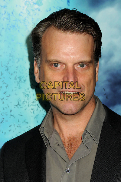 "J. PAUL BOEHMER.""Skyline"" Los Angeles Premiere held at Regal Cinemas L.A. Live, Los Angeles, California, USA..November 9th, 2010.headshot portrait black grey gray.CAP/ADM/BP.©Byron Purvis/AdMedia/Capital Pictures."