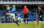 Kenny miller charging like a lion rampant