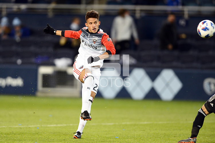 Kansas City, KS - March 31, 2018: Sporting Kansas City defeated D.C. United 1-0 at Children's Mercy Park.