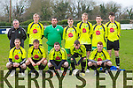 Killarney Celtic B at the Denny Premier 'B' Spa Road  V  Killarney Celtic B at Mounthawk Park on Sunday