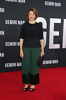 "LOS ANGELES - OCT 6:  Linda Emond at the ""Gemini"" Premiere at the TCL Chinese Theater IMAX on October 6, 2019 in Los Angeles, CA"