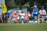 Matt Fitzpatrick (ENG) looks over his putt on 12 during round 3 of the WGC FedEx St. Jude Invitational, TPC Southwind, Memphis, Tennessee, USA. 7/27/2019.<br /> Picture Ken Murray / Golffile.ie<br /> <br /> All photo usage must carry mandatory copyright credit (© Golffile | Ken Murray)