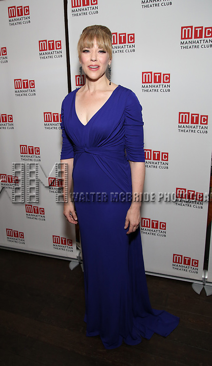 Emily Skinner attends the Broadway Opening Night After Party for 'The Prince of Broadway' at Bryant Park Grill on August 24, 2017 in New York City.