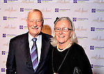 Edward and Maya Manley, founders of Making Headway Foundation at the Holly's Angels gala at Cipriani in New York City.