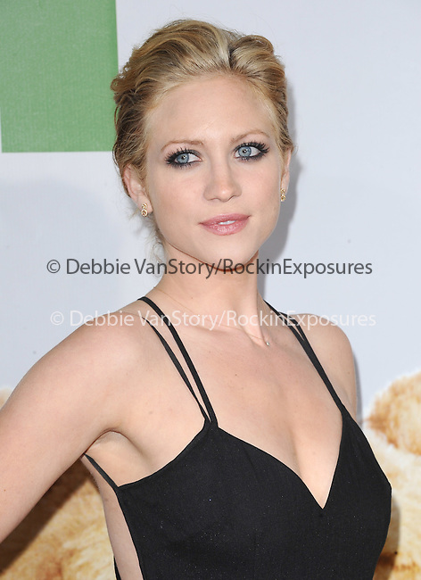 Brittany Snow at The Universal Pictures' L.A. Premiere of TED held at The Grauman's Chinese Theatre in Hollywood, California on June 21,2012                                                                               © 2012 Hollywood Press Agency