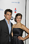 One Life To Live Lenny Platt & Kelley Missal at ABC Daytime Salutes Broadway Cares/Equity Fights Aids - The Grand Finale Celebration on March 13, 2011 with a musical show at Town Hall, New York City, New York followed by an after party at the New York Marriott Marquis. (Photo by Sue Coflin/Max Photos)
