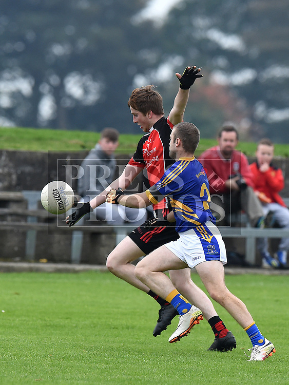 St Kevins Cian Callan Bracknagh David Costello. Photo:Colin Bell/pressphotos.ie
