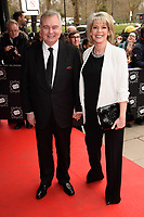 Eamonn Holmes and Ruth Langsford<br /> arriving for TRIC Awards 2018 at the Grosvenor House Hotel, London<br /> <br /> &copy;Ash Knotek  D3388  13/03/2018