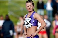 17 MAY 2009 - LOUGHBOROUGH,GBR - Womens 4 x 400m Relay - Loughborough International Athletics (PHOTO (C) NIGEL FARROW)