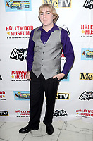 LOS ANGELES - JAN 10:  Connor Dean at the Batman '66 Retrospective and Batman Exhibit Opening Night at the Hollywood Museum on January 10, 2018 in Los Angeles, CA<br /> <br /> Batman '66 Retrospective and Batman Exhibit Opening Night, The World Famous Hollywood Museum, Hollywood, CA 01-10-18