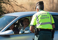 09 09 2013_Trafic civil guard safe campaigne