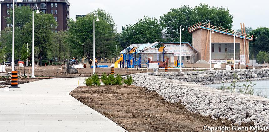 Centennial Park, remediation project