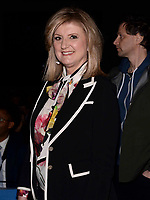 "NEW YORK CITY - APRIL 22: Arianna Huffington attends National Geographic's ""Into The Okavango"" Screening at Tribeca Film Festival at Tribeca Festival Hub on April 22, 2018 in New York City. (Photo by Anthony Behar/National Geographic/PictureGroup)"