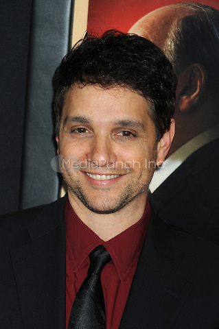 NEW YORK, NY - NOVEMBER 18: Ralph Macchio at the 'Hitchcock' New York Premiere at Ziegfeld Theatre on November 18, 2012 in New York City. Credit: mpi01/MediaPunch inc.