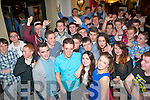 Jerry Kelly, Ballyroe, Tralee (front centre) had a great night celebrating his 18th birthday in the Imperial hotel, Tralee last Saturday night surrounded by many friends and family.