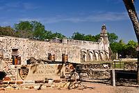 Mission San Juan, TX