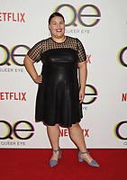 WEST HOLLYWOOD, CA - FEBRUARY 07: Britney Young attends the premiere of Netflix's 'Queer Eye' Season 1 at Pacific Design Center on February 7, 2018 in West Hollywood, California.<br /> CAP/ROT/TM<br /> &copy;TM/ROT/Capital Pictures