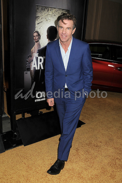 """29 October 2015 - Culver City, California - Dennis Quaid. """"The Art Of More"""" Series Premiere held at Sony Pictures Studios. Photo Credit: Byron Purvis/AdMedia"""