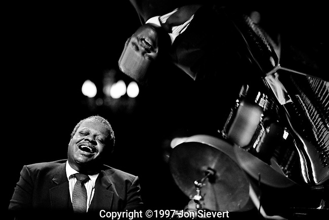 Oscar Peterson, Great American Music Hall, San Francisco, March 14, 1981
