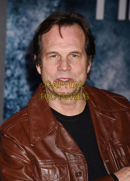 HOLLYWOOD, CA - JANUARY 25: Actor Bill Paxton arrives at the Premiere Of Disney's 'The Finest Hours' at TCL Chinese Theatre on January 25, 2016 in Hollywood, California.<br /> CAP/ROT/TM<br /> &copy;TM/ROT/Capital Pictures
