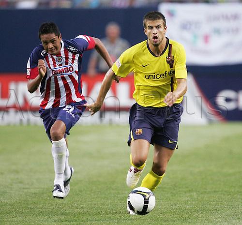 03 08 2008  Przeglad Sportowy Gerard Pique FC Barcelona right