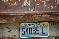 Photo of Nevada License Plate