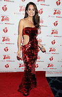 NEW YORK, NY - FEBRUARY 07:  Brooke Burke attends The American Heart Association's Go Red For Women Red Dress Collection 2019 Presented By Macy's at Hammerstein Ballroom on February 7, 2019 in New York City.     <br /> CAP/MPI/GN<br /> &copy;GN/MPI/Capital Pictures