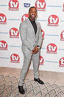 Richard Blackwood at the TV Choice Awards 2017 at The Dorchester Hotel, London, UK. <br /> 04 September  2017<br /> Picture: Steve Vas/Featureflash/SilverHub 0208 004 5359 sales@silverhubmedia.com