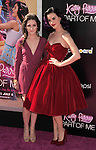 HOLLYWOOD, CA - JUNE 26: Katy Perry and Shannon Woodward arrive at 'Katy Perry: Part Of Me' Los Angeles Premiere at Grauman's Chinese Theatre on June 26, 2012 in Hollywood, California.