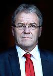 Nederland, Rotterdam, 1 december  2012.Eredivisie.Seizoen 2012-2013.Feyenoord-RKC Waalwijk.Eric Gudde algemeen directeur feyenoord