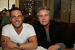 ATWT Dylan Bruce and AMC Michael Knight at 22nd Annual Broadway Flea Market & Grand Auction to benefit Broadway Cares/Equity Fights Aids on Sunday, September 21, 2008 in Shubert Alley, New York City, New York. (Photo by Sue Coflin/Max Photos)