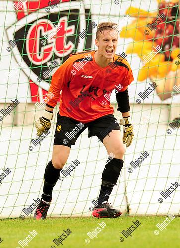 2014-07-20 / Voetbal / seizoen 2014-2015 / Sint-Lenaarts / Sam Vermeylen<br /><br />Foto: mpics.be