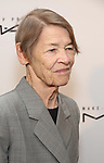 Glenda Jackson attends the 2018 Drama League Awards at the Marriot Marquis Times Square on May 18, 2018 in New York City.