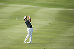 Juvic Pagunsan of Philippines in action during the 58th UBS Hong Kong Golf Open as part of the European Tour on 08 December 2016, at the Hong Kong Golf Club, Fanling, Hong Kong, China. Photo by Vivek Prakash / Power Sport Images