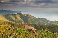 Espagne, Catalogne, Costa Brava, El Port de la Selva, monastère de Sant Pere de Rodes // Spain, Catalonia, Costa Brava, El Port de la Selva, Monastery of Sant Pere de Rodes