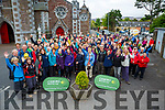 The 6th annual Kerry Camino Walking Festival staring from St Johns' Church on Friday