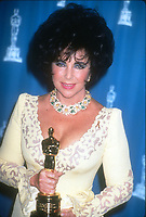Elizabeth Taylor<br /> 1993<br /> Photo By Michael Ferguson/PHOTOlink