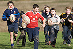 Pix: Shaun Flannery/sf-pictures.com..COPYRIGHT PICTURE>>SHAUN FLANNERY>01302-570814>>07778315553>>..31st October 2008........Coalfields Regeneration Trust (CRT) Street Zone Rugby - Project Launch, Trentham RFC, New Inn Lane, Trentham, Stoke-on-Trent, ST4 8BE.