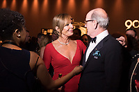 Allison Janney, Oscar&reg; winner, chats with Richard Jenkins, Oscar&reg; nominee, at the Governors Ball following the live ABC Telecast of The 90th Oscars&reg; at the Dolby&reg; Theatre in Hollywood, CA on Sunday, March 4, 2018.<br /> *Editorial Use Only*<br /> CAP/PLF/AMPAS<br /> Supplied by Capital Pictures