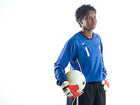 Briana Scurry, USWNT Portraits, Carson, California, 2006.