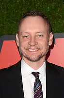 """LOS ANGELES - FEB 21:  Alec Berg at the """"Barry"""" HBO Premiere Screening at the NeueHouse Hollywood on February 21, 2018 in Los Angeles, CA"""