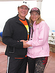 Guiding Light's Frank Dicopoulos poses with his wife Teja and he is the honorary chair person of FAAN Walk for Food Allergy in Long Branch, New Jersey in September 2009. (Photo by Sue Coflin/Max Photos)