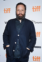09 September 2017 - Toronto, Ontario Canada - Yorgos Lanthimos. 2017 Toronto International Film Festival - &quot;The Killing Of A Sacred Deer&quot; Premiere held at The Elgin. <br /> CAP/ADM/BPC<br /> &copy;BPC/ADM/Capital Pictures